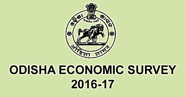 Odisha Economic Survey 2016-17