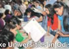 Odisha fake Universities