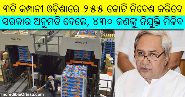 odisha approves investment proposals