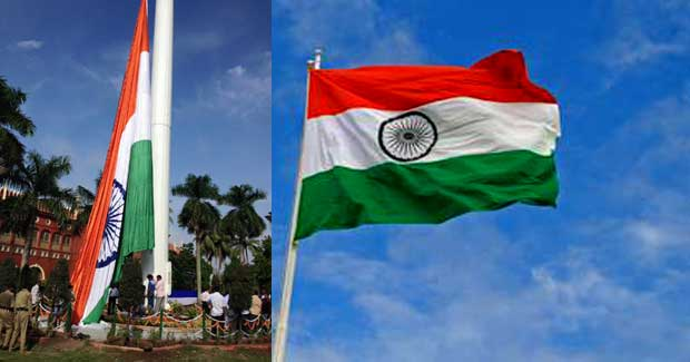 Odisha largest tricolour