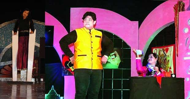 Odisha magician