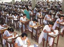 Odisha Plus 2 exam