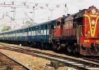 Odisha railway train image