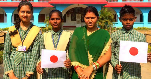 odisha school students to visit japan