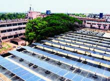 odisha roof-top solar power plant