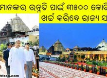 odisha temples development