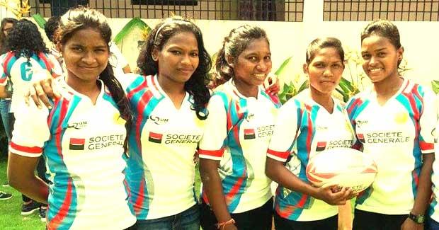 odisha women rugby players