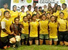Odisha Women Rugby team