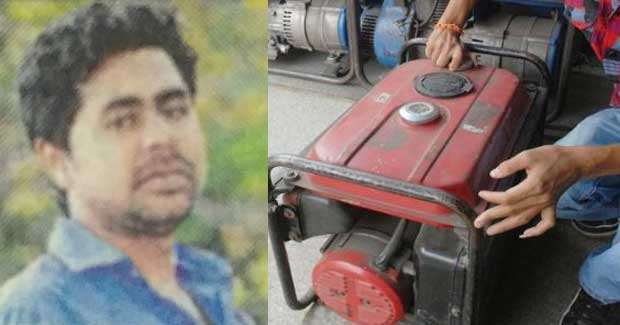 Odisha youth makes generators from scraps