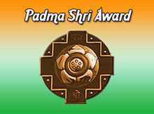 Padmashree award
