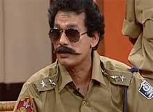 Papu Pom Pom police inspector