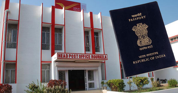 post office passport service