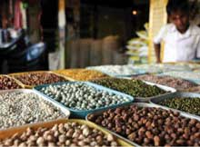 Pulses and Wheat products