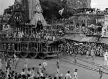 Puri Rath Yatra old video