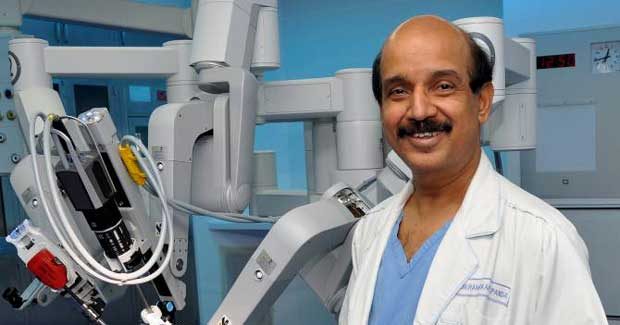 Ramakanta Panda heart surgeon from Odisha