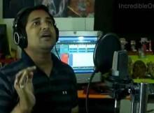 Ranjan Gaan odia singer