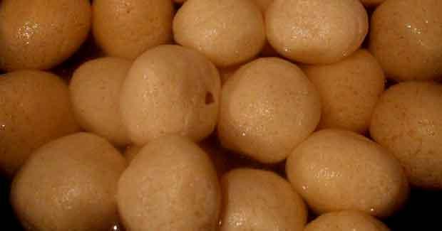 Rasagola in Odisha image