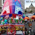 Ratha Yatra in World photos