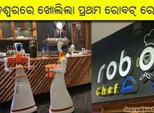 Robo Chef Restaurant Bhubaneswar