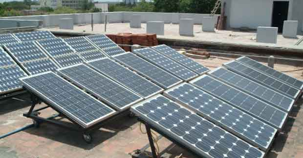 Rooftop solar project in Odisha