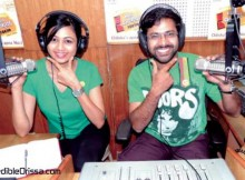 Sabyasachi, Archita in Radio Choklate