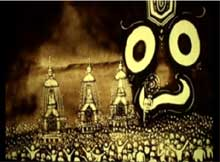 sand animation sri jagannath