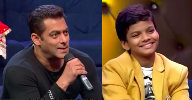 satyajeet jena with salman khan