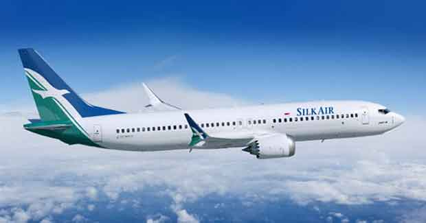 Silkair flight image