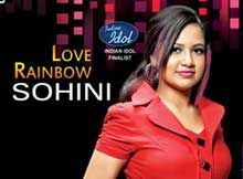 Sohini Mishra hindi album Love Rainbow