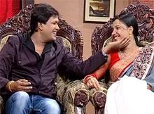 Sritam Das and wife