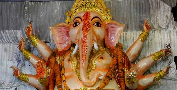 tallest ganesh idol in odisha