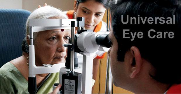universal eye care