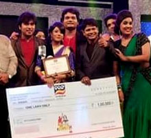 Voice of Odisha season 3 winner