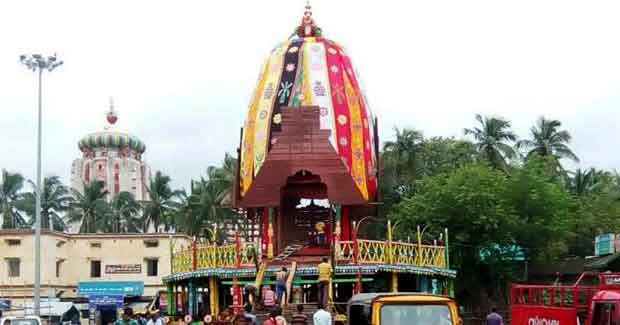 World's tallest Rath in Keonjhar Rath Yatra